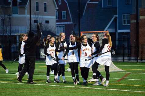 Women's Lacrosse Beats Out OWU Battling Bishops