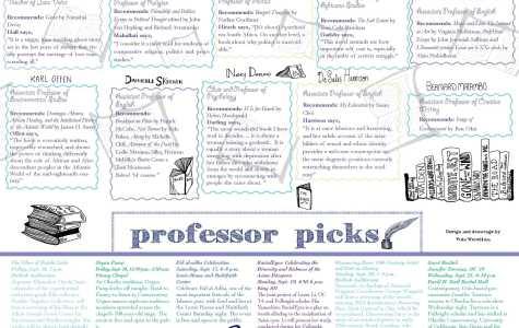 Professor Picks