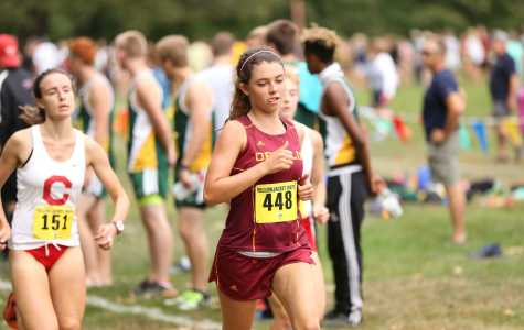 Cross Country Looks to Find Stride at Regionals