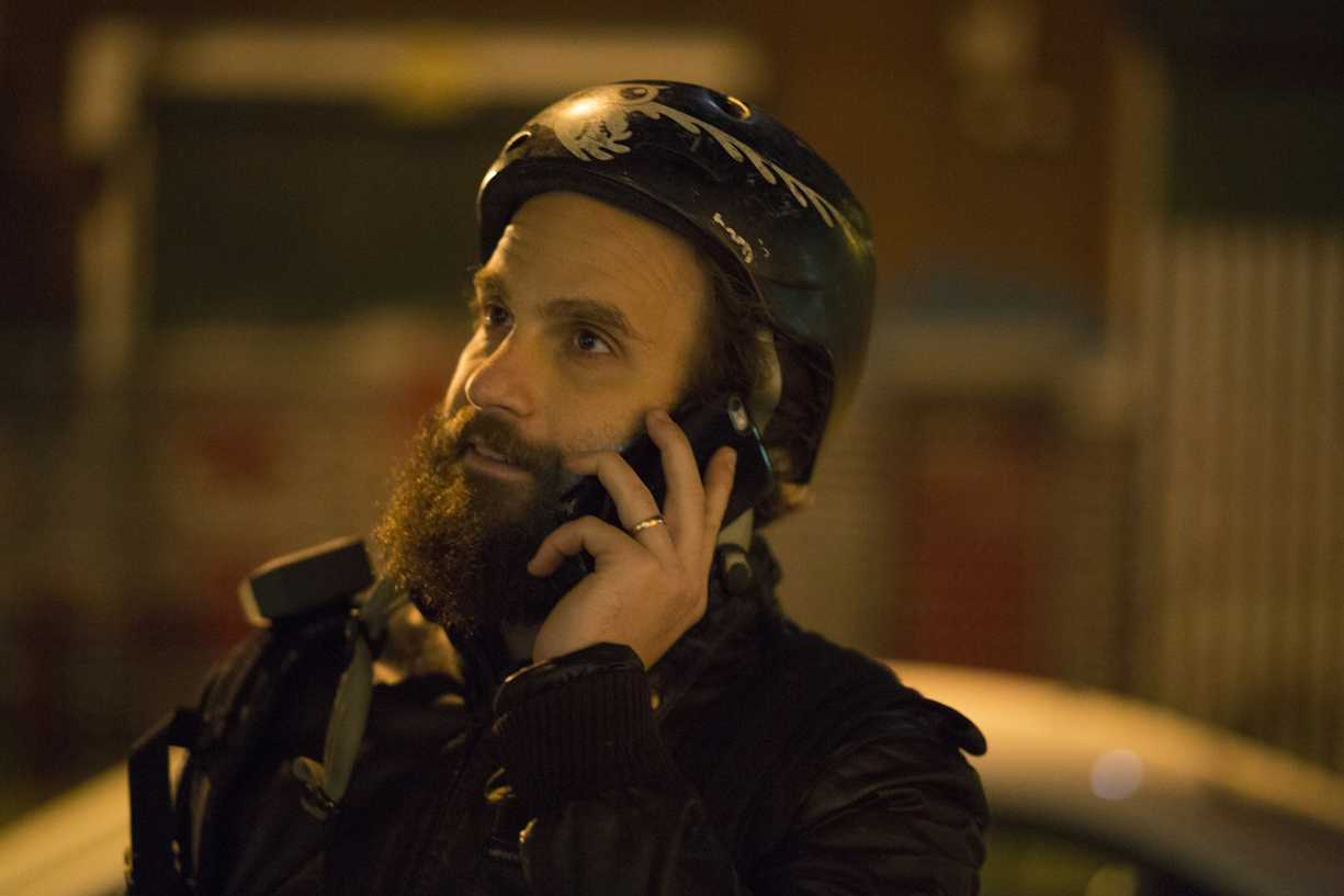Oberlin alum Ben Sinclair stars in HBO's High Maintenance, which he also co-writes with spouse Katja Blichfeld.