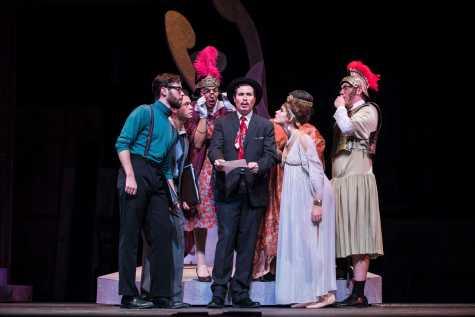 In Absurdist Operas, Field Reckons With Gender Roles