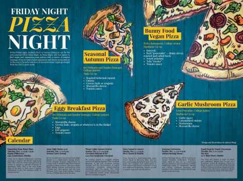 This Week: Friday Night Pizza Night