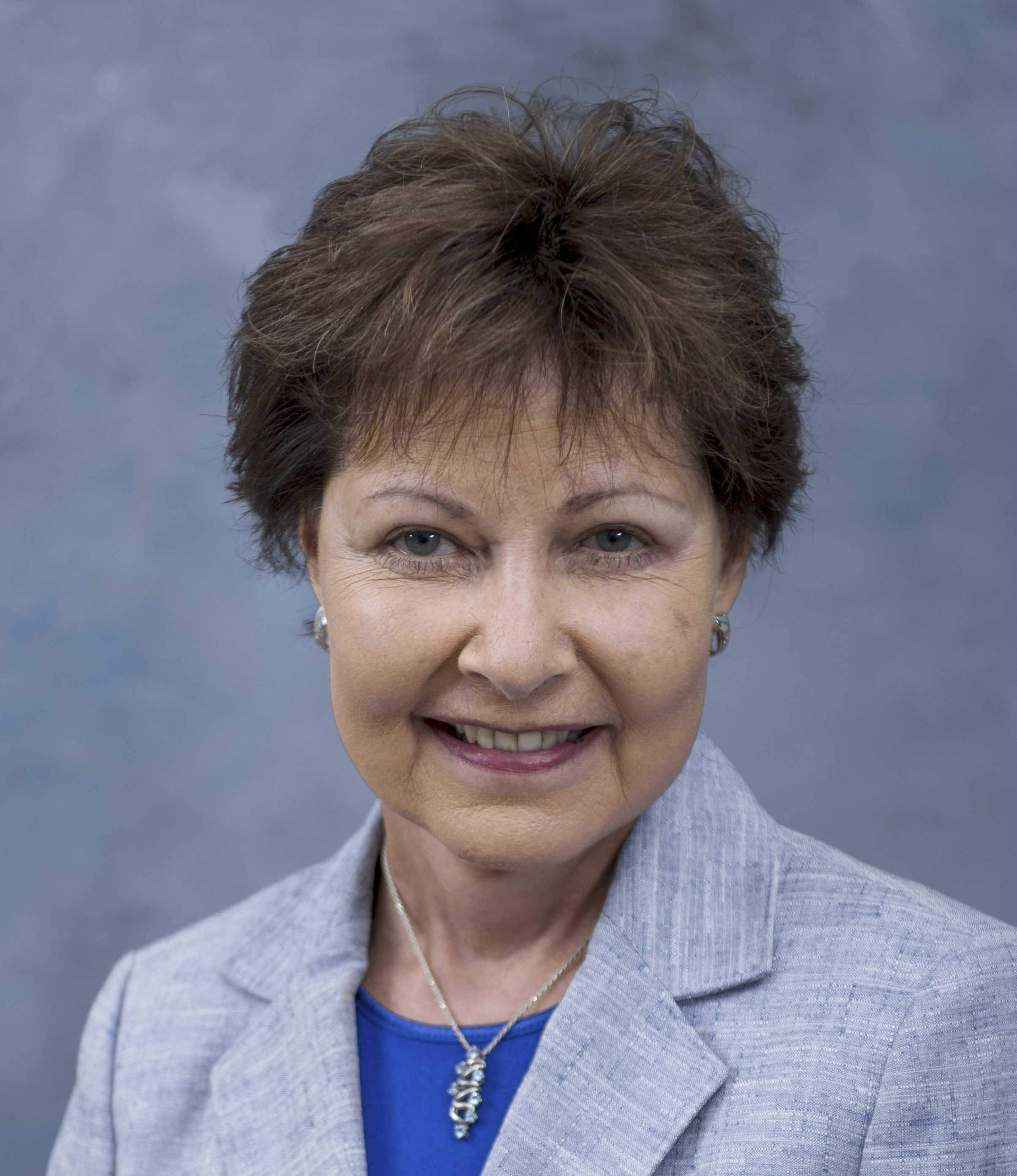 Janet Garrett, two-time congressional nominee and former Eastwood Elementary School kindergarten teacher