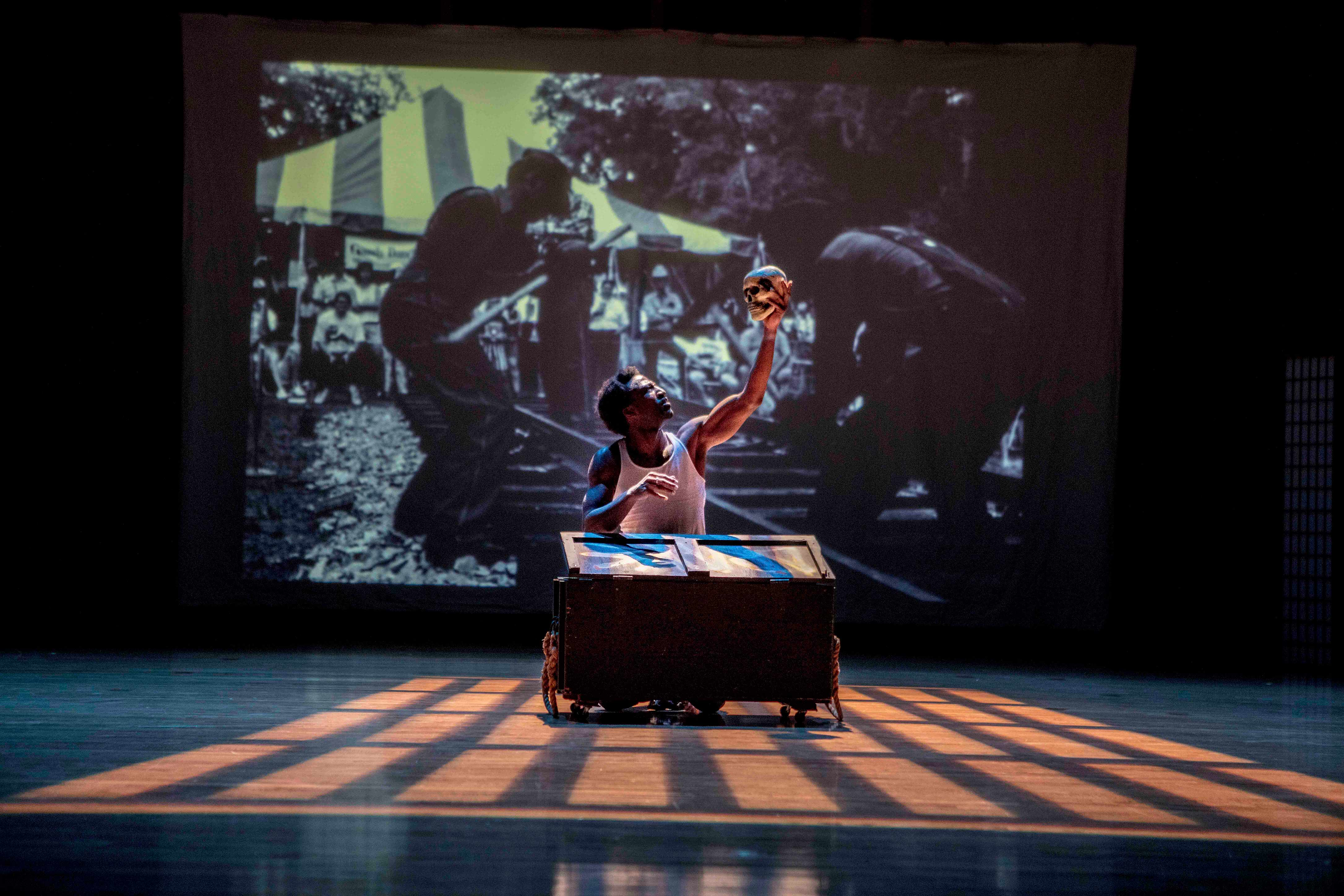 """Semi-professional dance group Dance Diaspora will perform """"Black Love: The Incarceration of the Spirit"""" this weekend, their last show before founder Adenike Sharpley's retirement."""