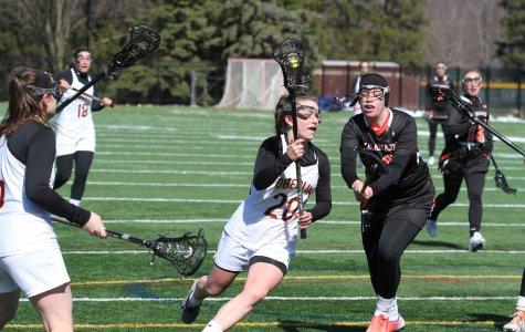 Women's Lacrosse Dominates Openers