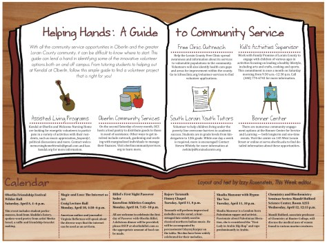 Helping Hands: A Guide to Community Service