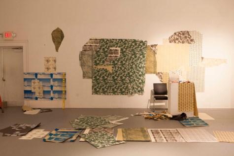 AMAM Prepares for Joint Senior Studio Exhibit
