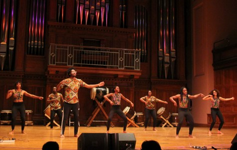 """Colors of Rhythm"" Highlights POC Performances"