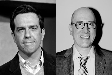 On the Record with Ed Helms, OC '96, and Daniel Radosh, OC '91
