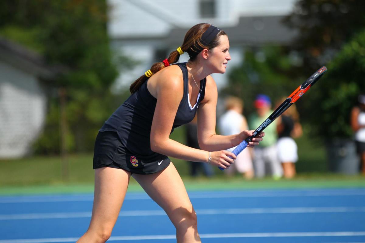Tennis Teams Win Big at Opening Invitationals