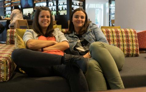 In The Locker Room with Danielle Miller and Julia Thorndike, Documentarians