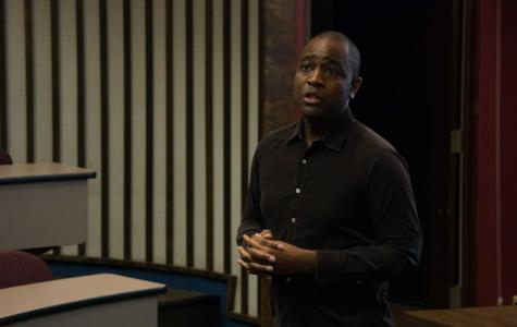 Vershawn Ashanti Young, Rhetoric Professor