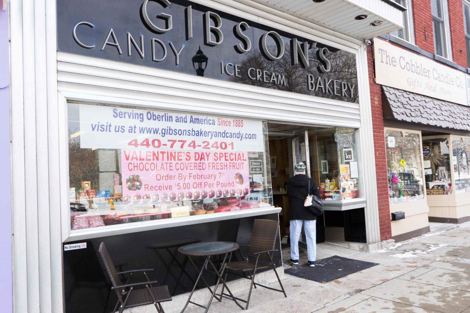 Gibson's Bakery is currently engaged in a contentious lawsuit with both the College and Dean of Students Meredith Raimondo.