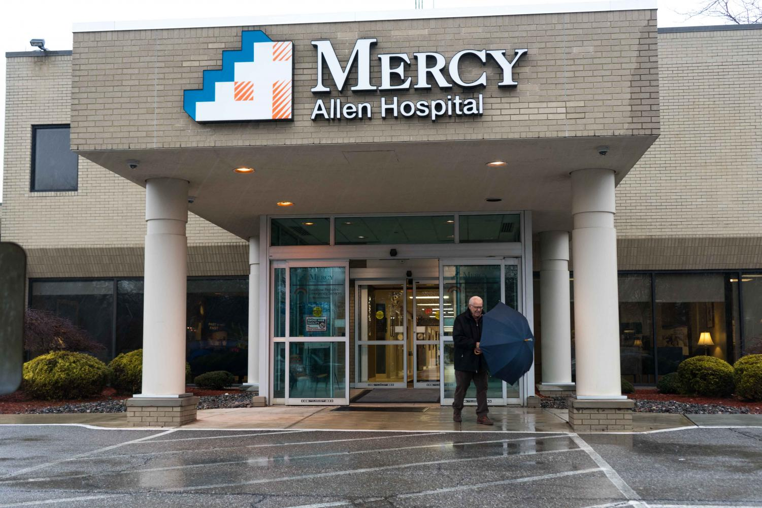 Oberlin's Mercy Allen Hospital, a Mercy Health affiliate, will be merging with the second largest hospital network in Ohio: Bon Secours.