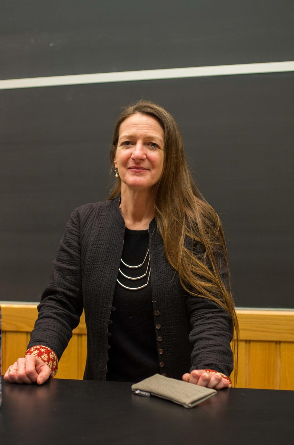 Audrey Horning, Professor of Anthropology.