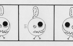THE UNFORTUNATE OWL: Panic