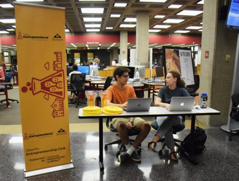 Oberlin Creates Opportunities for Entrepreneurs
