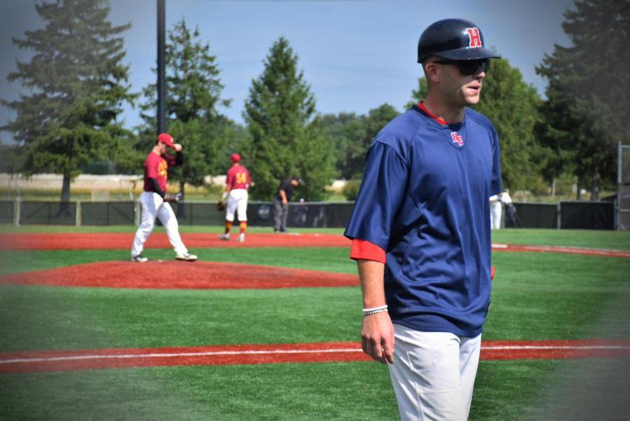 Happy Homecoming for Former Baseball Standout