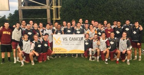 Men's Lacrosse Bolsters Philanthropic Efforts