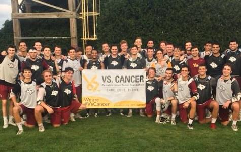 Men's Lacrosse Bolsters Philanthropic Efforts