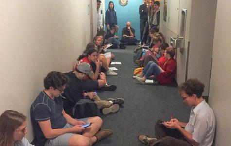 Students Rally Against Kavanaugh