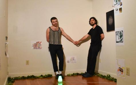 Unused Room 1 Showcases Student Artwork in New Biweekly House Show
