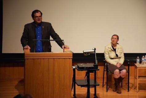 Candidates Speak at Non-Partisan Debate