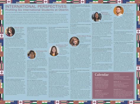 International Perspectives: Profiling Six International Students