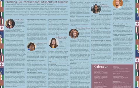 International Perspectives: Profiling Six International Students