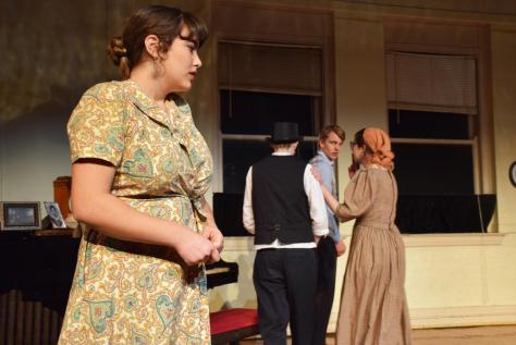 Student-Written OSTA Play Discusses Yiddish Culture