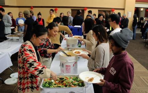 Chinese Student Association Celebrates Lunar New Year