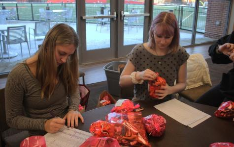 Volleyball Makes Valentine's Day Extra Sweet