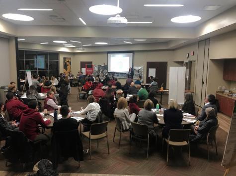 Heisman Club Symposium Offers Leadership Workshops