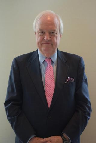 Off The Cuff: Jorge Heine, Former Chilean Ambassador