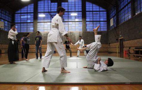 Over Four Decades of Oberlin's Club Aikido