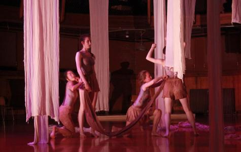 Senior Dance Shows Highlight Non-Traditional Performances