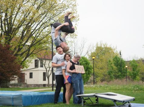 OCircus Welcomes Spring Season