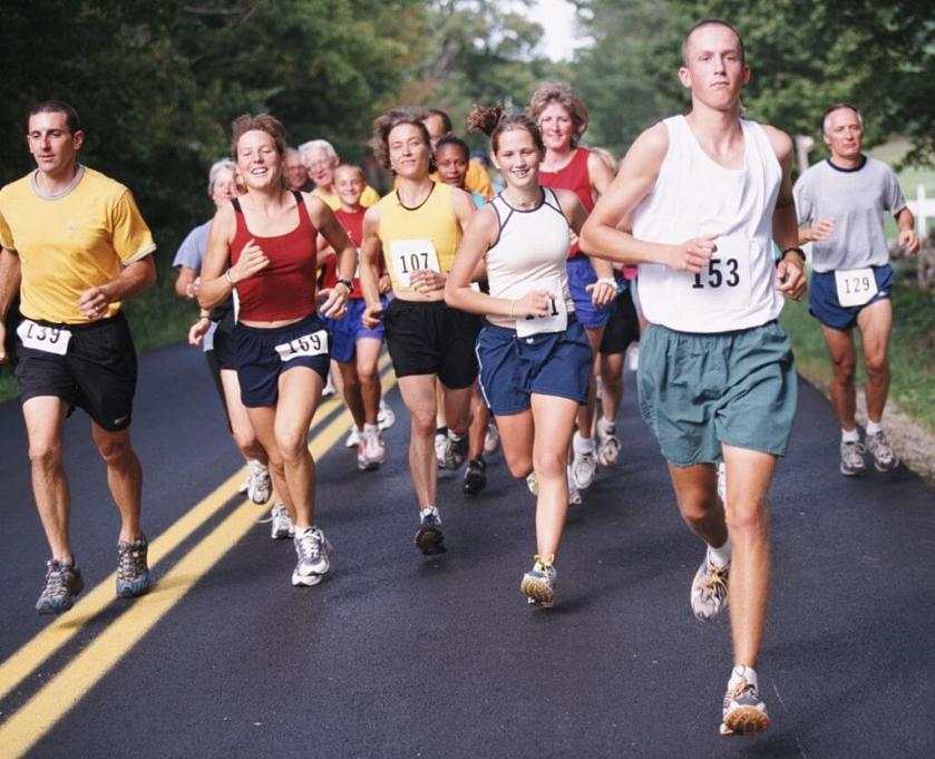 Join a race group