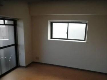 脱ゴミ屋敷でがらんとした東淀川区の部屋