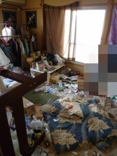 八尾市光南町のゴミ屋敷掃除片付け相談事例の紹介
