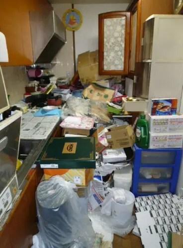 夜逃げ物件の片付けや不用品回収サービスはトリプルエス 大阪