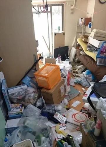 不用品処分を進めて部屋を快適にするプロの業者 大阪のトリプルエス