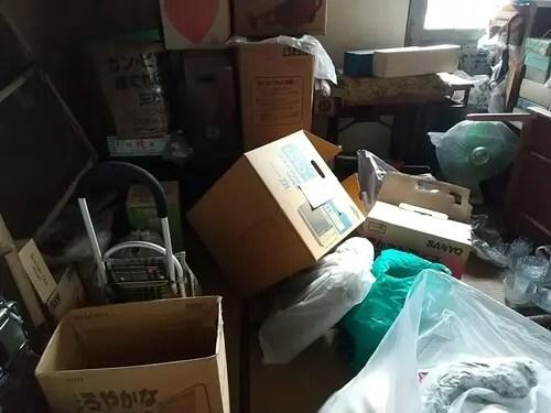 大阪の遺品整理・生前整理業者トリプルエスの格安不用品片付け回収サービス