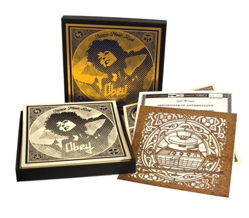 Album Cover Box Sets For Sale Obey Giant