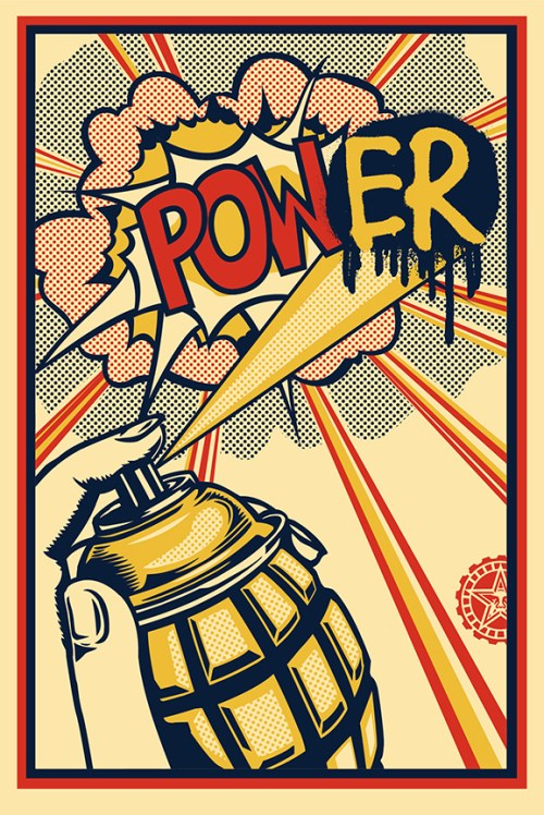 Imperial glory and POWER