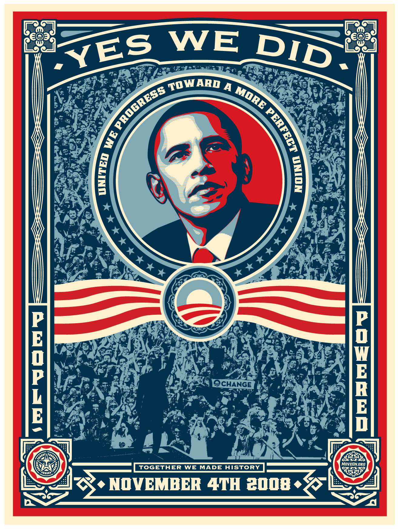 Yes We Did Obey Giant