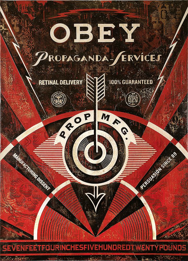 propaganda services
