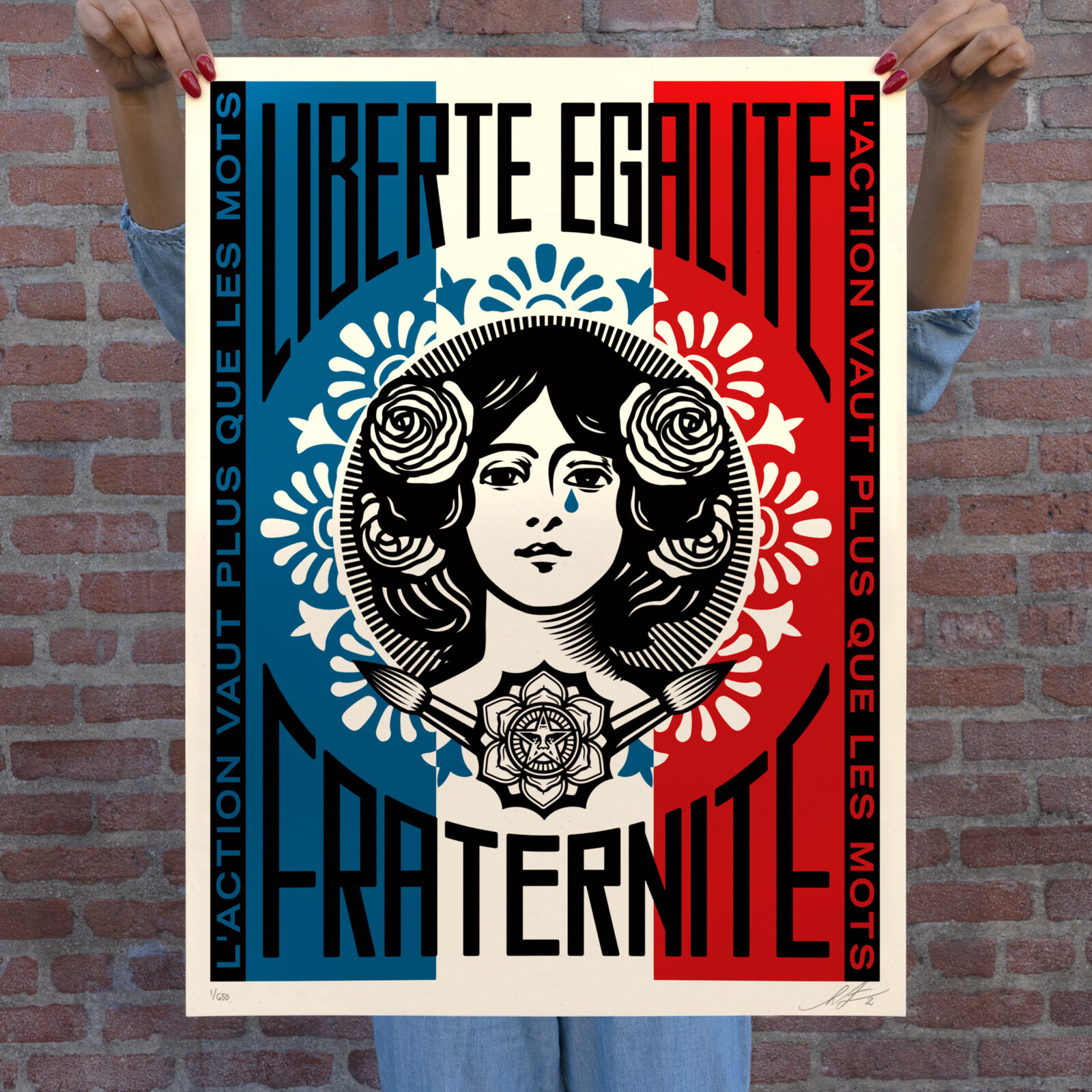 shepard fairey obey revolution in our