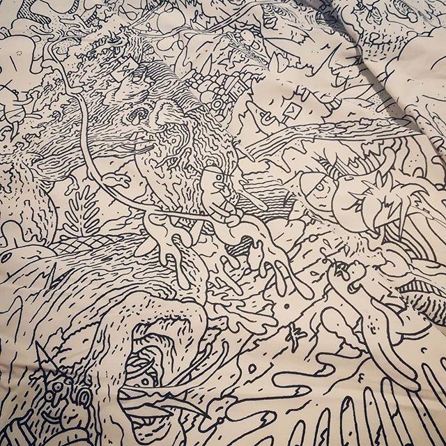 #fabricprint #samuel #samuelcomic