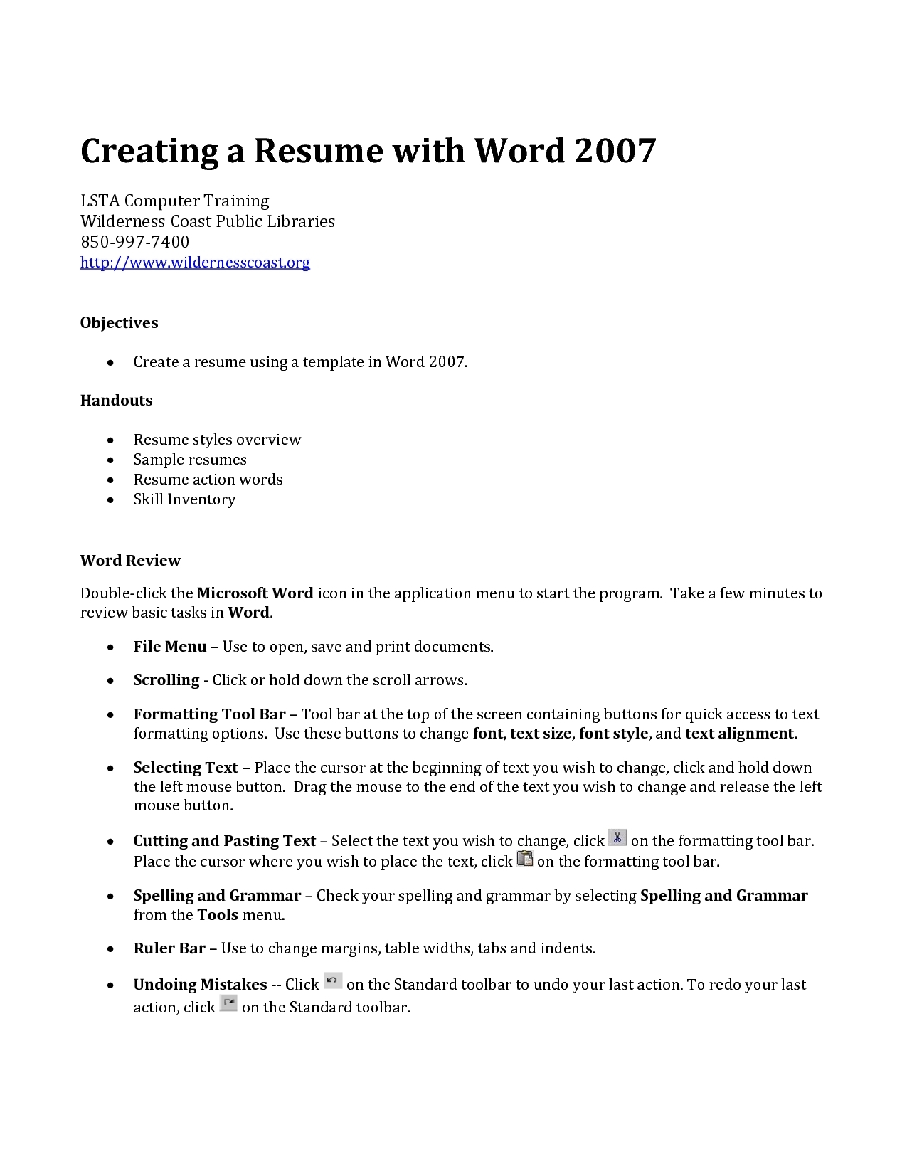 How Create A Resume How To Create A Resume